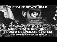 I AM Buddy, The BUDDHA From Mississippi ™: David Icke The 'Fake News' Hoax - The System is Desperate