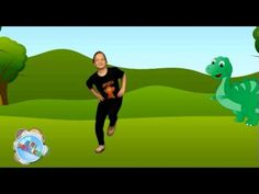 Perlice - The Dinosaur Dance Primary Music, Expressions, Exercise For Kids, First Grade, Zumba, Therapy, Family Guy, Classroom, Gym