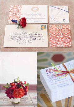 spanish wedding invitations