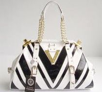 Black and White Versace