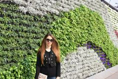 Italian fashion blogger travels to China and visits Shanghai