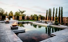 Want that Las Vegas sleek and modern design? Learn how we can customize your own pool to make your dream backyard oasis come true!