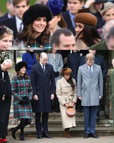 "5,323 Likes, 64 Comments - Catherine Duchess Of Cambridge (@katemidleton) on Instagram: ""The Royals attended the Christmas Day church service at St Mary Magdalene Church in Sandringham…"""