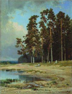 Forest - Ivan Shishkin