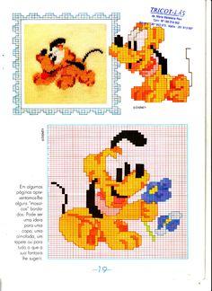 baby disney cross stitch patterns - Cerca con Google