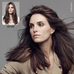 Grey Service Collection by #GOLDWELL - Back to Natural #greyspiration #greytogorgeous