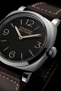 News: Presenting the New Officine Panerai Radiomir 1940 Marina Militare 3 Days PAM 587. 1,000 Pieces of Pure Historical DNA. — WATCH COLLECTING LIFESTYLE