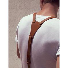 leather suspenders tangotori.tumblr.com/