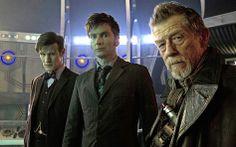 50 ans : anniversaire de Doctor Who