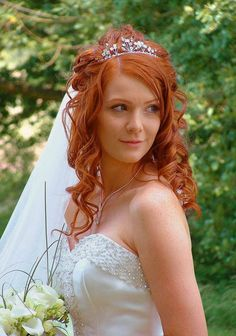 Awesome Wedding Hair Style