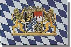 BAVARIAN FLAG. Where my family is from.