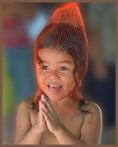Girl, Cambodia