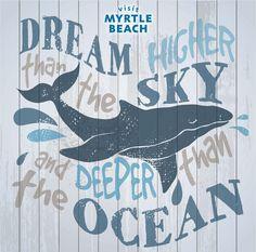 Visit Myrtle Beach Myrtle Beach Hotels, Myrtle Beach Vacation, South Carolina Vacation, Myrtle Beach South Carolina, Beach Words, Are You Happy, Wisdom, Sky, Artwork