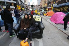 Occupy groups to start 'non-cooperation movement' as follow-up to ...