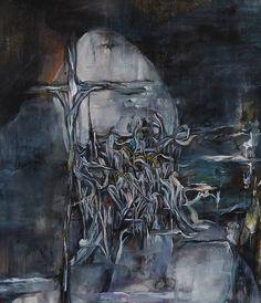 "Saatchi Art Artist Timothy Hon Hung Lee; Painting, ""KRUXKRUXKRUX"" #art"