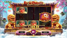 Wild. Lion Dance (GamePlay) (Video Slot from GamePlay)