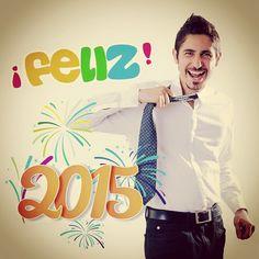 Te deseo mucha Salud, Abundancia y Amor en este 2015! Gracias por compartir conmigo un año mas.