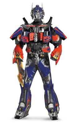 Buy Optimus Prime Deluxe Transformers Costume DG28526 from Costume-Shop.com