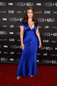 0736ec0df2000 Ashley Graham Photos - Model Ashley Graham attends the 2016 Miss USA  pageant at T-