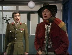 DOCTOR WHO: Companion Pieces - Brigadier Lethbridge-Stewart | Warped Factor - Daily features and news from the world of geek