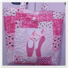 Ballet Shows, Sewing Projects, Projects To Try, Balerina, Textiles, Wool Felt, Couture, Quilt Patterns, Diaper Bag