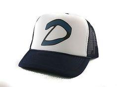 Clementine hat from Walking Dead Trucker Hat snapback hat original new navy  Halloween Costume Hats f045ac730e02