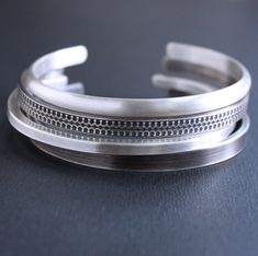 Sterling Silver Cuff Bracelet, Silver Bangle Bracelets, Oxidized Sterling Silver, Bracelets For Men, Silver Man, Men's Jewelry, Accessories, Silver Bangles, Men's Wristbands