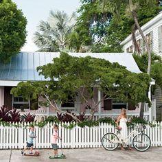 18. Vintage Key West Charmer - 20 Beautiful Beach Cottages - Coastal Living Mobile