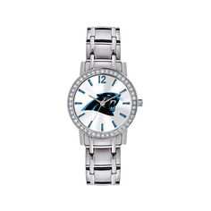 Carolina Panthers Women's All Star Watch ($130) ❤ liked on Polyvore featuring jewelry, watches and star jewelry