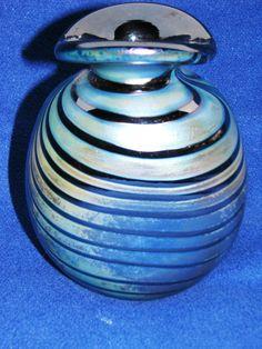 NEU** Glas Vase, Joska Glashütte, schweres Glas, mundgeblasen, Joska  92