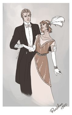 Ivan with Nyotalia America in1900 - Art by dasdiz.tumblr.com- AM I THE ONLY ONE WHO FINDS IVAN SUPER ATTRACTIVE IN THIS PICTURE
