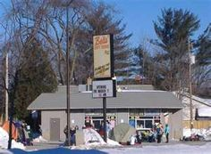 Belts Ice Cream - you CANNOT go to Stevens Point, WI without stopping...