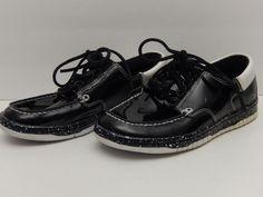 Nike Black & White Sneakers Size 6   $25.97                                  3291 #Nike #FashionSneakers