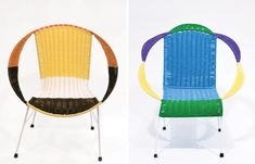 Marni _ chairs made by ex-prisoners