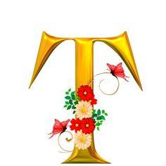 alphabets fleurs - Page 2