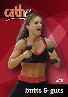 Cathe Friedrich's Butts and Guts DVD workout video exercise dvd – China Lose 5 Pounds, Losing 10 Pounds, Losing Weight Tips, Lose Weight, Weight Loss, Water Weight, Workout Dvds, Workout Videos, Exercise Videos