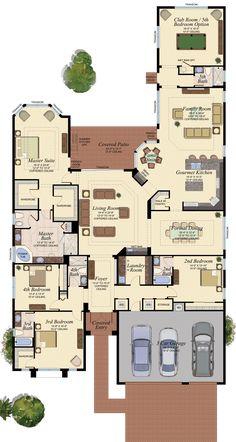 House, dream house plans, house floor plans, my dream home, charl Sims House Plans, House Layout Plans, Family House Plans, New House Plans, Dream House Plans, Modern House Plans, House Layouts, House Floor Plans, Charleston House Plans