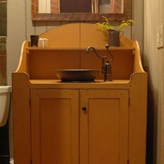 eclectic bathroom by The Workshops of David T. Smith