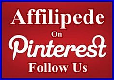 Affilipede On Pinterest ~ Follow Us ~ Did you know that Affilipede is rocking Pinterest?