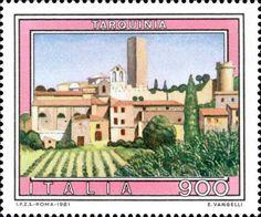 1981Dettaglio francobollo - catalogo completo dei francobolli italiani