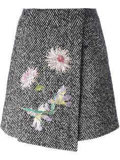 Shop Blumarine herringbone skirt in Boboli from the world's best independent boutiques at farfetch.com. Shop 400 boutiques at one address.