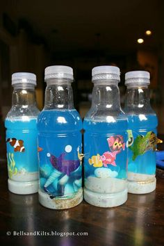 Under the sea sensory bottle sensory bottles, ocean crafts, sensory activities, toddler crafts Ocean Activities, Learning Activities, Preschool Activities, Activities For 2 Year Olds Daycare, Easy Toddler Crafts 2 Year Olds, Two Year Old Crafts, Animal Activities For Kids, Vocabulary Activities, Ocean Bottle