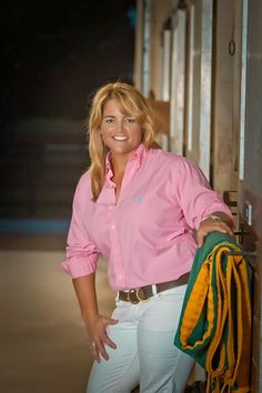 """""""Sunny"""" Hale. She is the first woman in history to win the U.S. Open Polo Championship."""