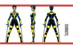 Silhouette. Además del archiconocido Daredevil (Ciego) o  Xavier/Profesor X (parapléjico) hay más superhéroes con diversidad funcional en DC y Marvel.