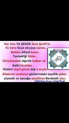 HUZUR SOKAĞI (Yaşamaya Değer Hobiler) Karma, Allah, Prayers, Religion, Knowledge, Advice, Messages, Quotes, Life