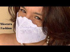 Easy Face Masks, At Home Face Mask, Diy Face Mask, Fashion Mask, 3d Fashion, Sewing Tutorials, Sewing Hacks, Reuse Old Clothes, Diy Clothes