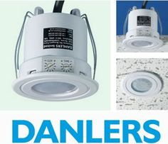 PIR Occupancy Switches from Danlers - energy saving devices #EnergySaving