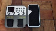 Hi I am selling my NuX MG100 guitar effects pedal. Reason for selling is I have upgraded and no longer require this pedal. It is in immaculate condition. Bought it brand new a year ago. Only used for home practice. If I had my way, I would not part with it. The effects are excellent. Versatile and powerful. My personal experience is great. I loved the range of effects, the looper, drum machine, expression pedal and the fact that I could edit each effect module. It's also very simple to…
