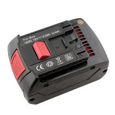KooPower 18V 3Ah Batterie Accumulateur outillage Power Tool Pour BOSCH BAT618 BAT609 BSH180 37618 CCS180 CFL180 PSB 18 VE2, PSB 18 VE-2, PSB 18VE2, PSB 18VE-2, PSR 18 VE2, PSR 18 VE-2 etc... Koopower http://www.amazon.fr/dp/B00B191X3W/ref=cm_sw_r_pi_dp_z7Nzvb0RXSK7H