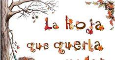 Mini Yo, Tree Study, Spanish Language, Preschool, It Cast, Classroom, Autumn, Seasons, Activities